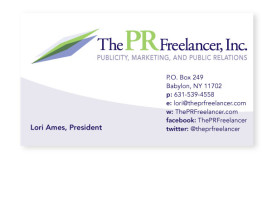 THE PR FREELANCE, INC