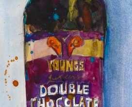 Young's Double Chocalate Stout Beer