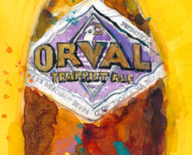 Orval Trappist Ale Beer