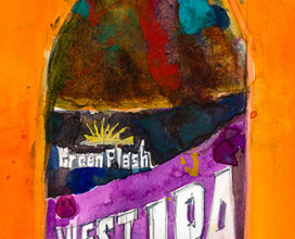 West Coast IPA by Green Flash Brewing Co.