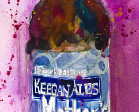 Keegan's Ale Mother's Milk