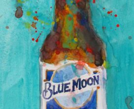 Blue Moon - Belgian White - 2016