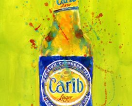 Carib Lager Brewery